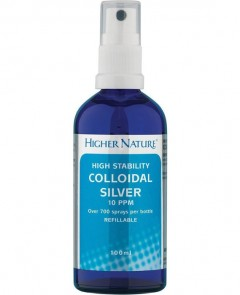 Colloidal silver 100ml
