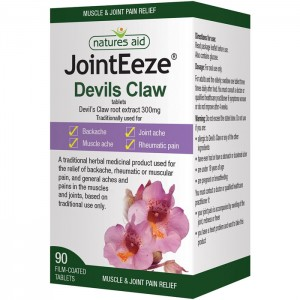 jointEeze 300mg devils claw