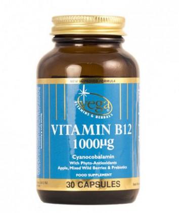 vega vitamin b12 1000ug